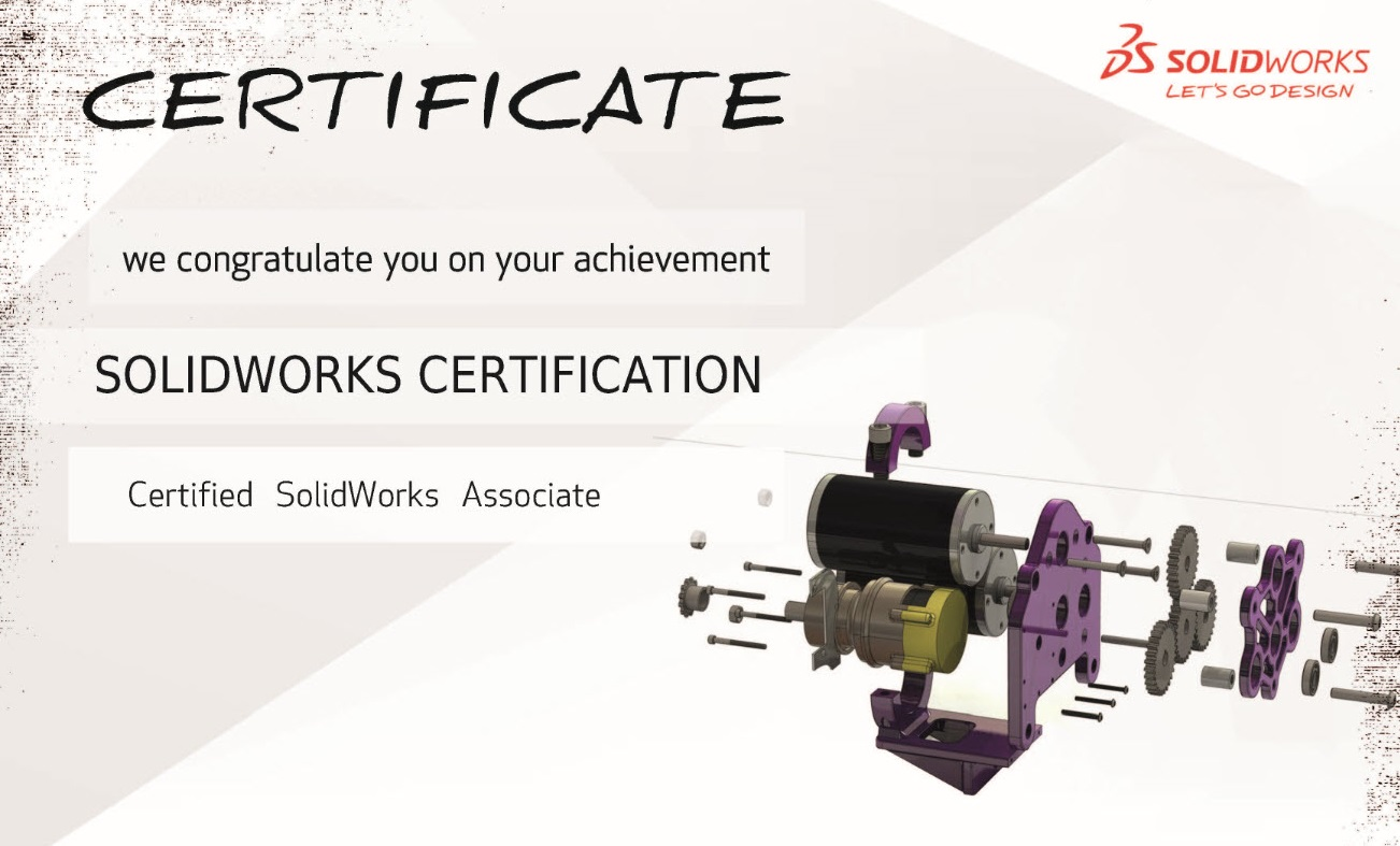 Getting Certified In Solidworks What Good Is It