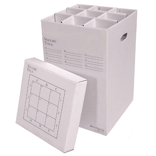 Box Markers Drawings