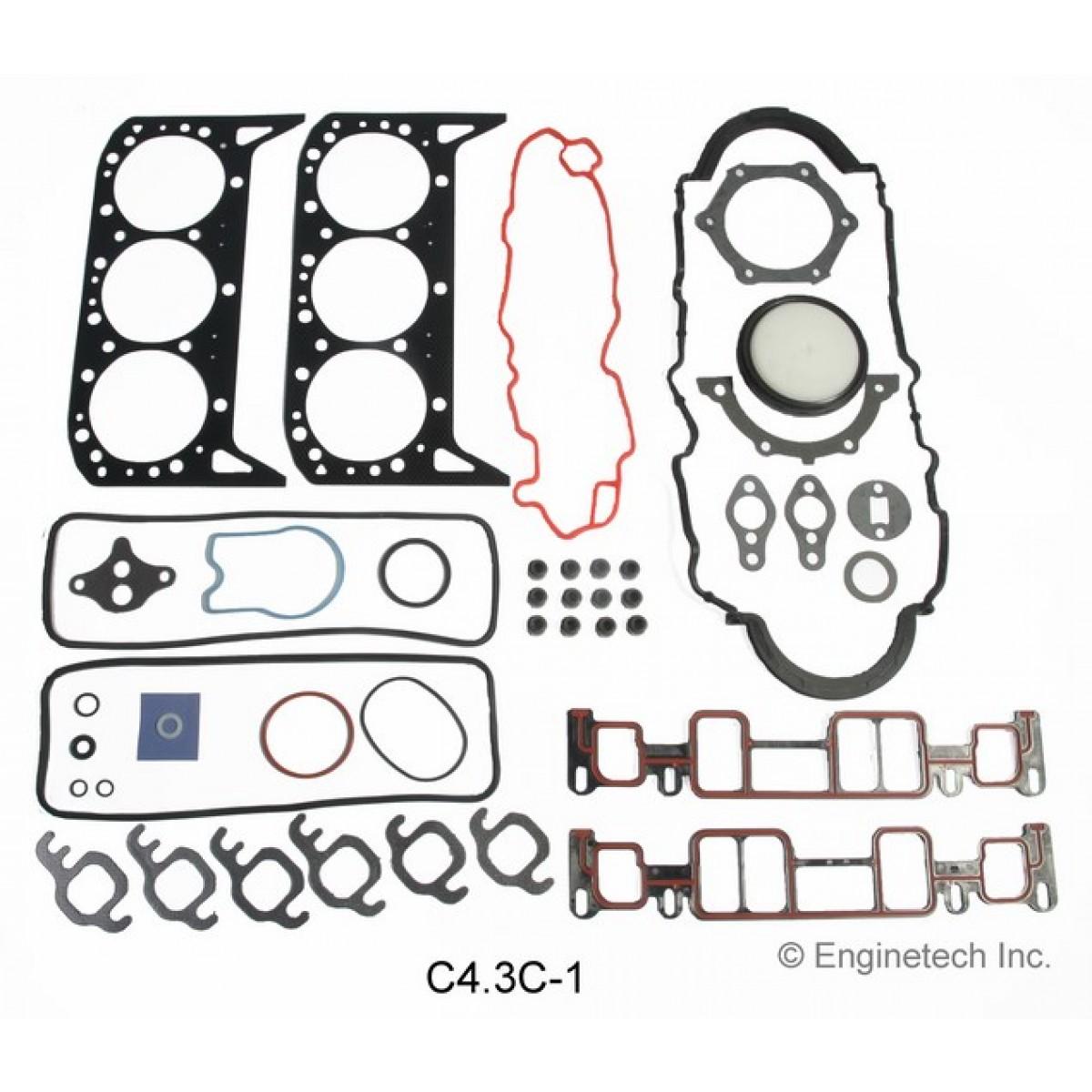 Enginetech C43c 1