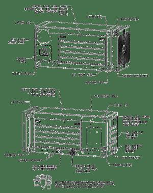 30 kW Diesel Generator Details   Engine Power Source