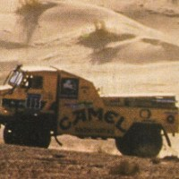 Cuando Pegaso decidió ganar el Dakar