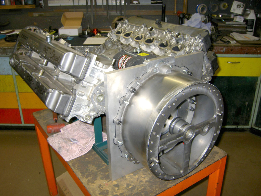 V12 From Two Toyota I6 Engines Update Engine Swap Depot