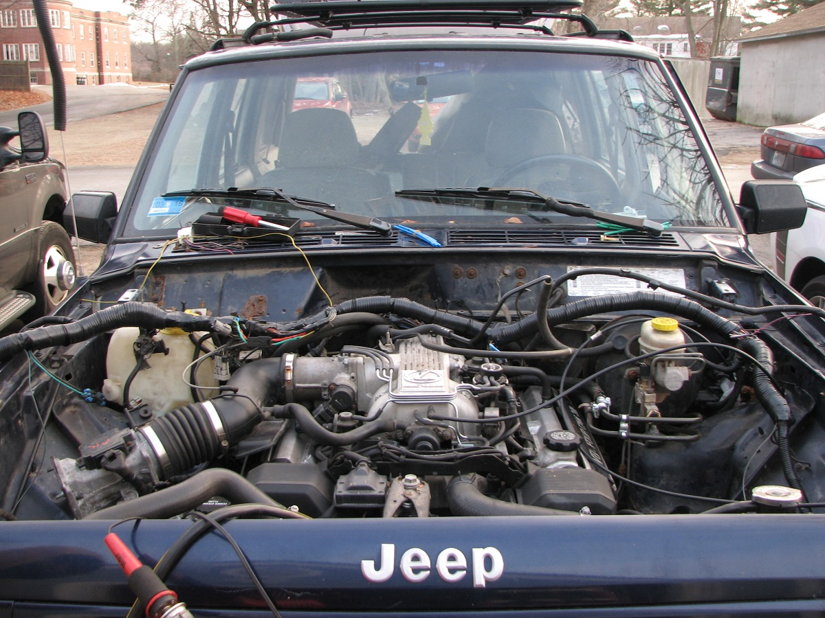 Jeep Cherokee with a 1UZ FE 01?resize=350%2C200&ssl=1 toyota 86 with a 1uz fe v8 engine swap depot 1uzfe swap wiring harness at edmiracle.co