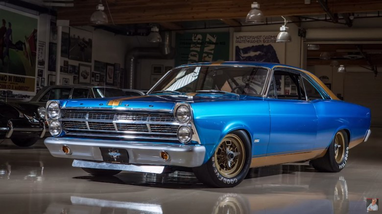 1967 Ford Fairlane with a 427 SOHC V8 – Engine Swap Depot