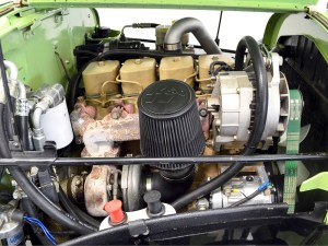 1947 Dodge Power Wagon 6×6 with a 4BT – Engine Swap Depot