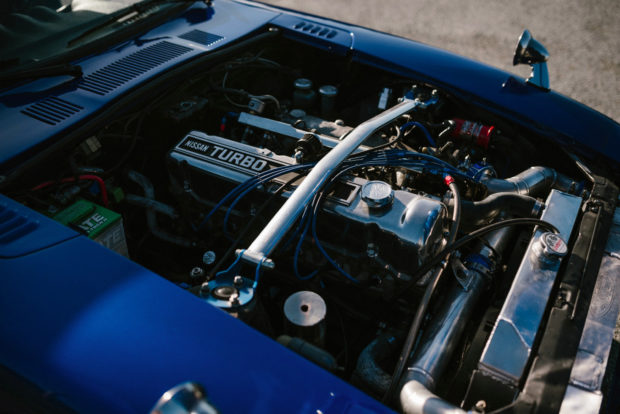 For Sale Datsun 240z With A Turbo L28 Engine Swap