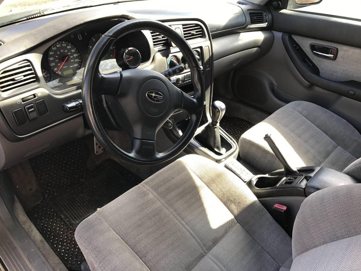 For Sale  2000 Subaru Legacy Wagon With Ls2 V8  U2013 Engine
