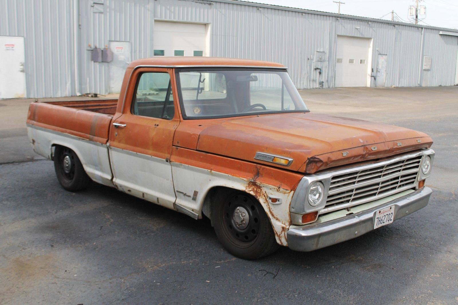 1969 F 250 with a 2006 Crown Vic chassis and 4.6 L V8 06?resize=350%2C200&ssl=1 1969 ford f 250 wrapped around a crown victoria engine swap depot EZ Wiring Harness Diagram Chevy at nearapp.co