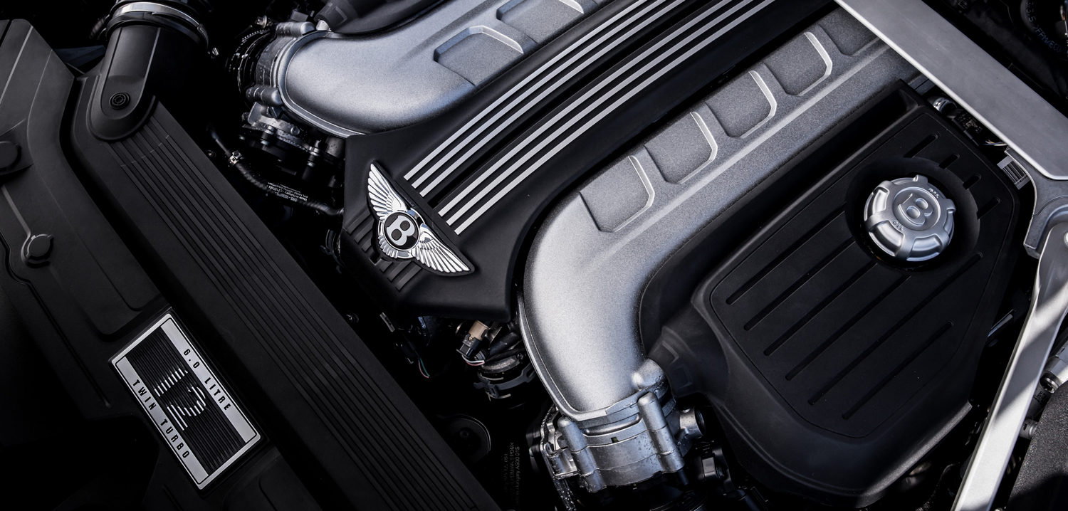 Engines On Test Bentley Continental Gt 6 0 W12