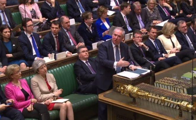 AB'den çekilme anlaşması İngiltere Parlamentosu'nda 3. kez oylanacak