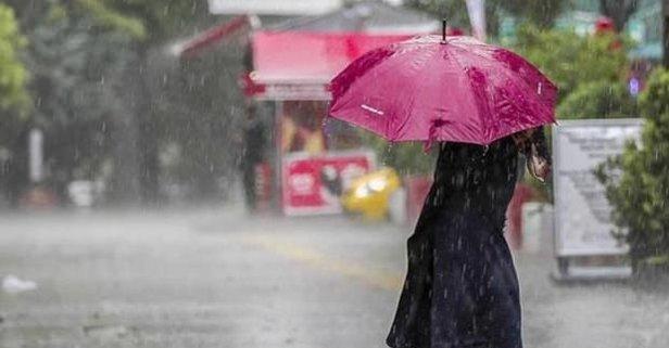 Meteoroloji'den kritik uyarı! Kuvvetli geliyor…