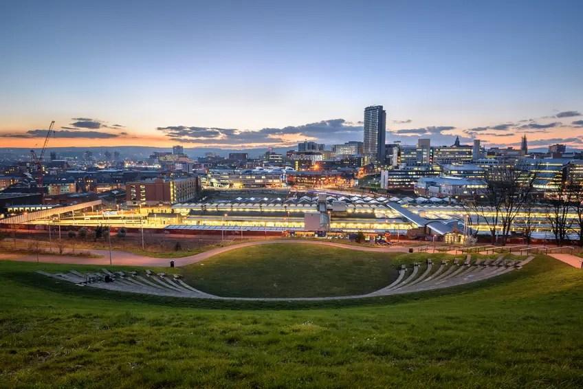 Sehenswürdigkeiten Sheffield