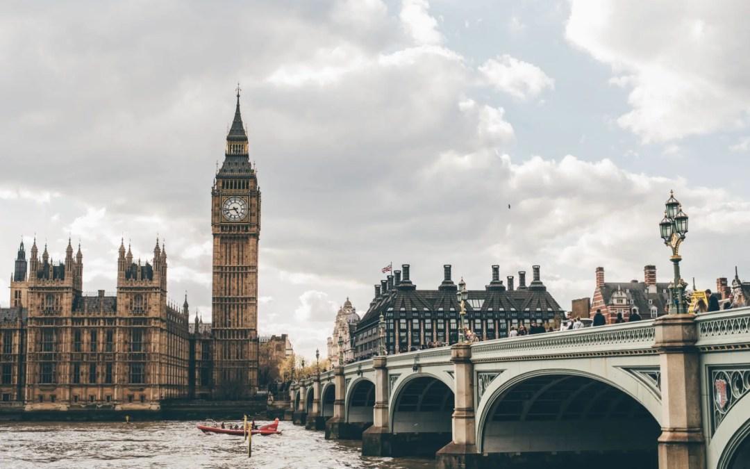 Top 15 Sehenswürdigkeiten in London
