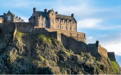 Top 10 Sehenswürdigkeiten in Edinburgh