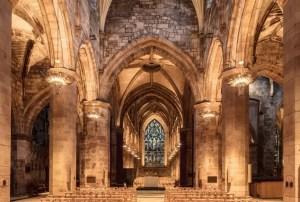 St Giles Edinburgh