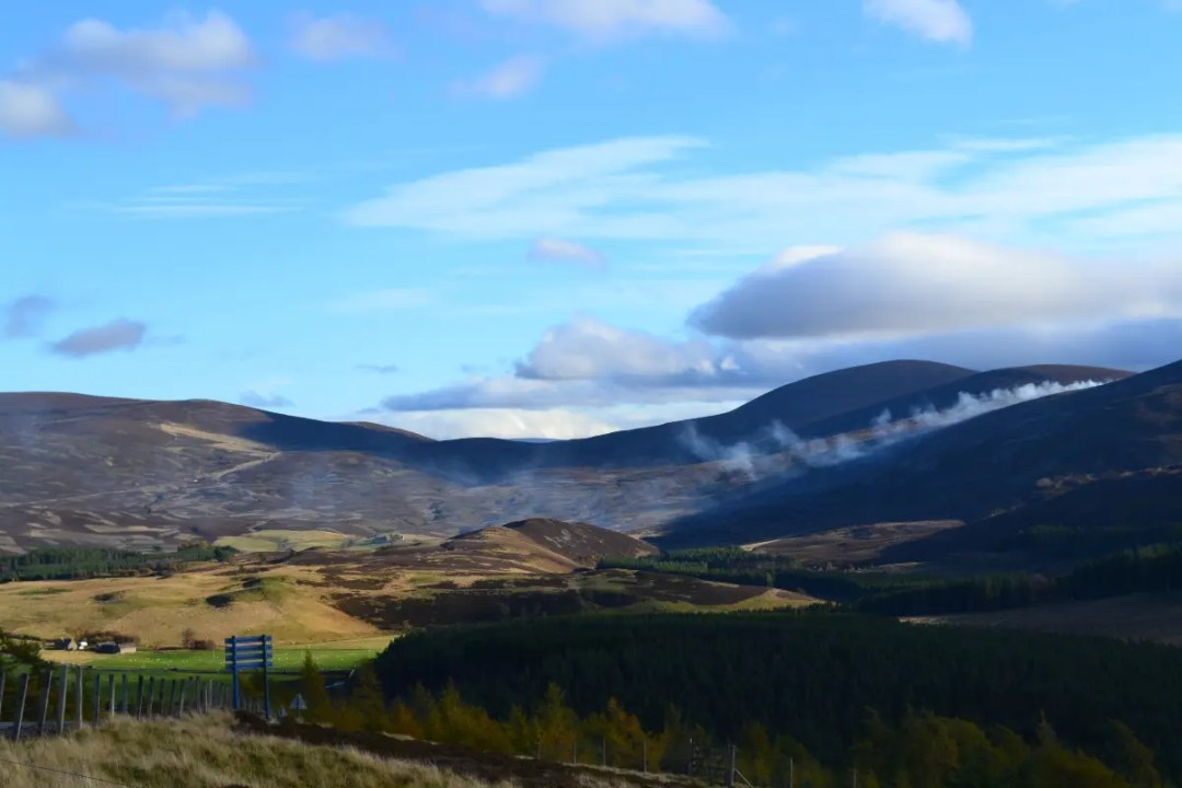 Cairngorms Nationalpark