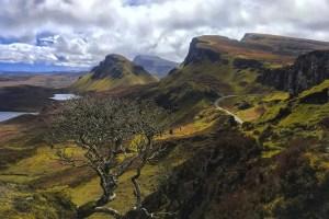 Rundreise durch Schottland