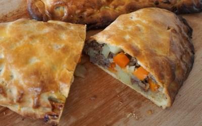 Cornish Pasty: Rezept für den englischen Klassiker