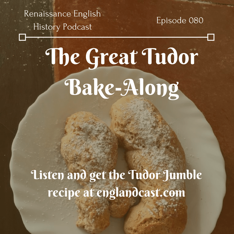 The Great Tudor Bake Along