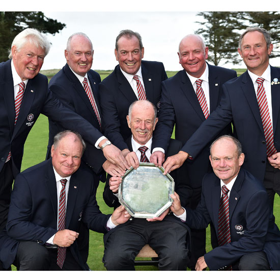 Home Internationals triumph for England seniors