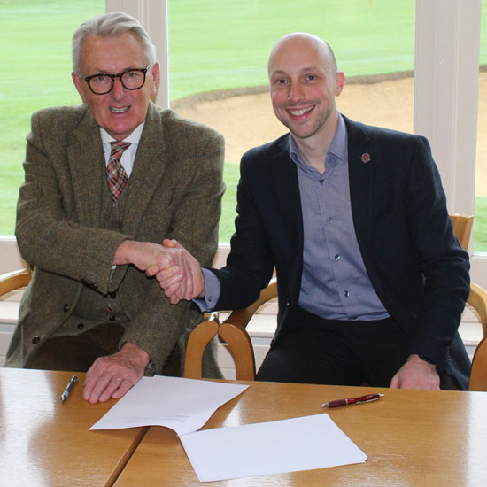 Golf Business International joins England Golf partners' network