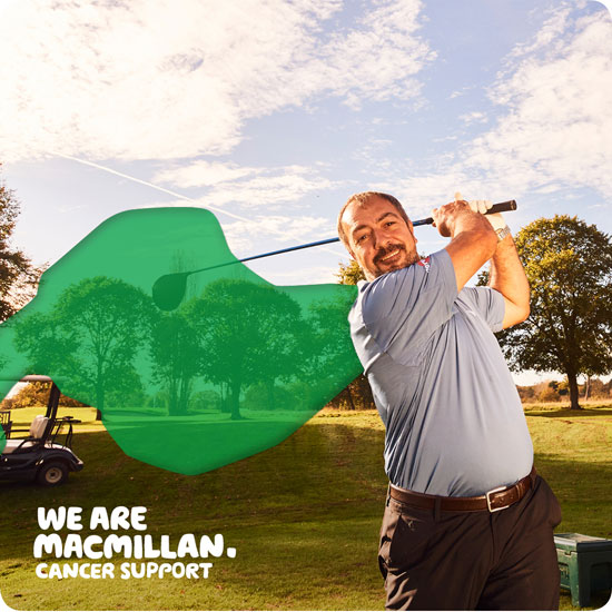 England Golf goes the extra mile for Macmillan Cancer Support