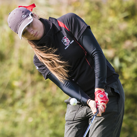 Buckinghamshire stall Yorkshire in foursomes