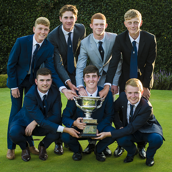 Yorkshire win boys' county crown