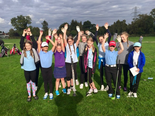 Women and Girls' Golf Week: How Girls Golf Rocks has created a new generation of players in Leicestershire & Rutland