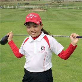 It's youth to the fore as Rosie, 11, wins for Bucks
