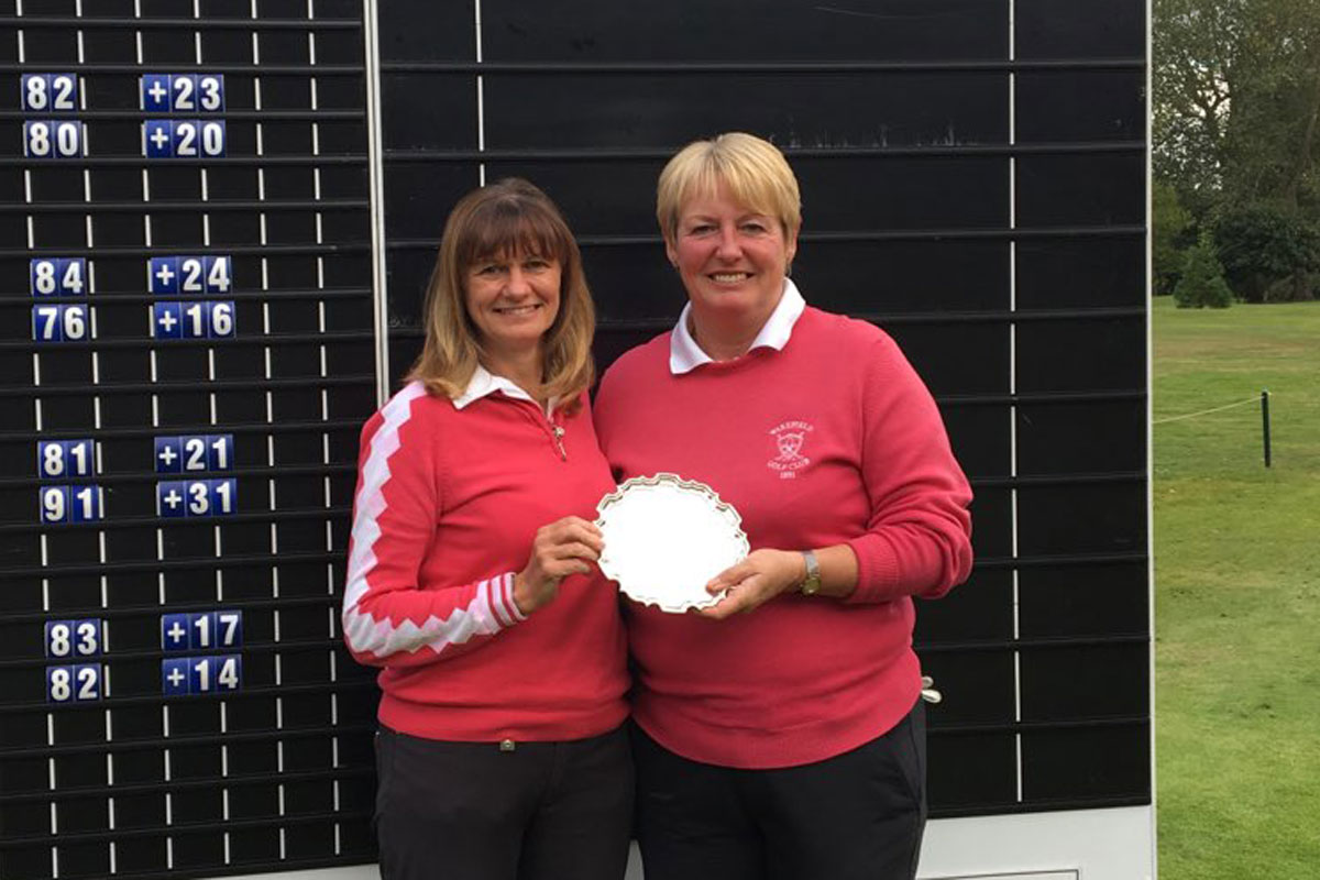 Yorkshire pair win Brenda King Foursomes
