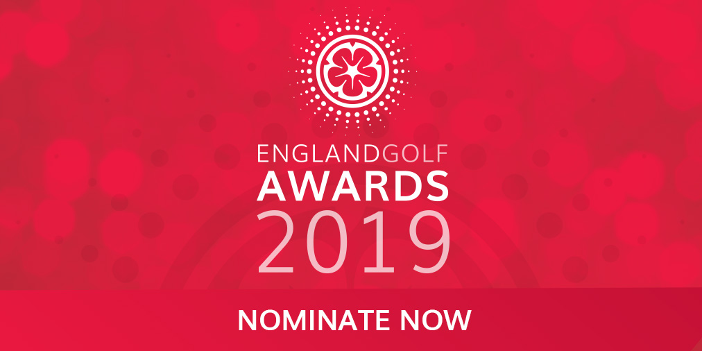 England Golf Awards 2019 will celebrate heroes of the game