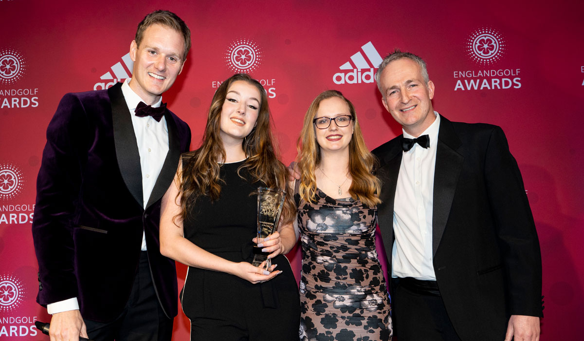 Cheshire teenager wins Young Ambassador of the Year