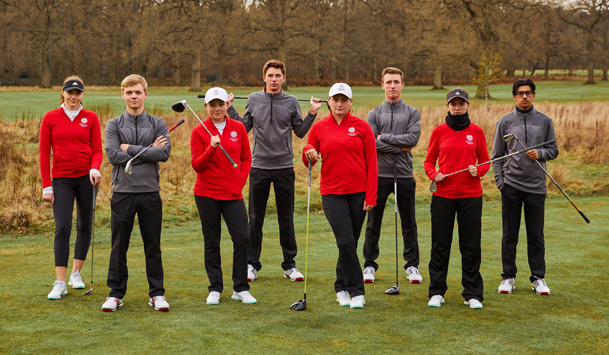 adidas Golf renews partnership with England Golf