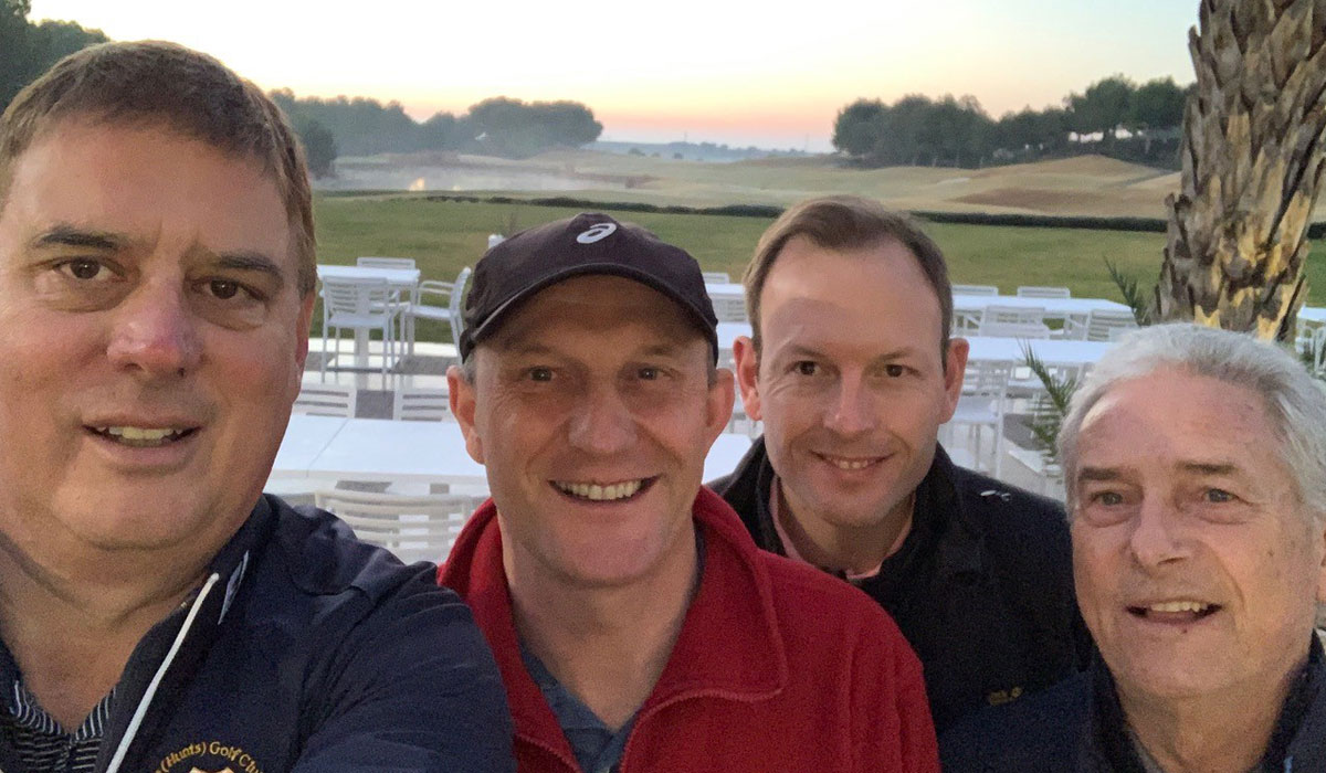 Supporting golfers with dementia – Terry's story
