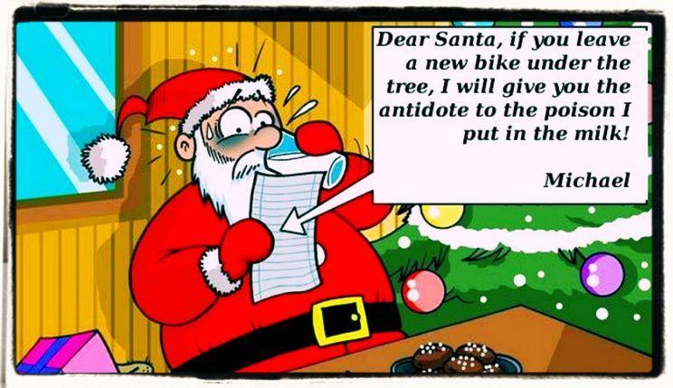 34 Christmas Jokes For Kids Santa Jokes Kid Activities