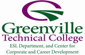 Greenville Tech ESL Department and Center for Corporate and Career Development