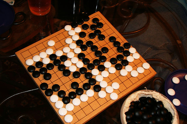 Chinese board game Go