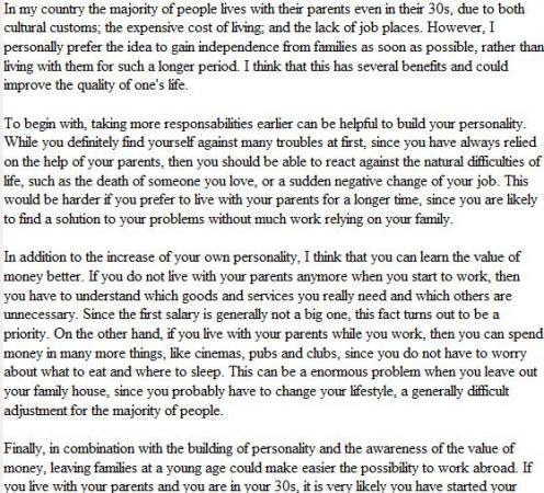 toefl ibt independent writing sample essay toefl essay example ebook english toefl toefl essay writing toefl