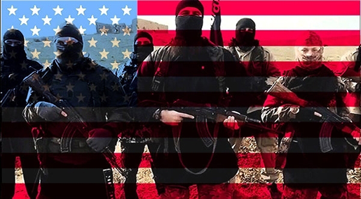 United States of terrorism? One-Third of Iraqis Believe US Supports Daesh