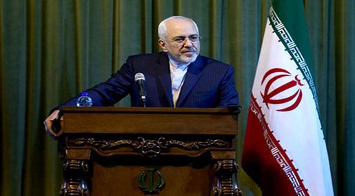 Iran FM Mohammad Javad Zarif