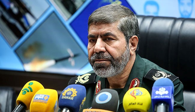 Brigadier General Ramadan Sharif
