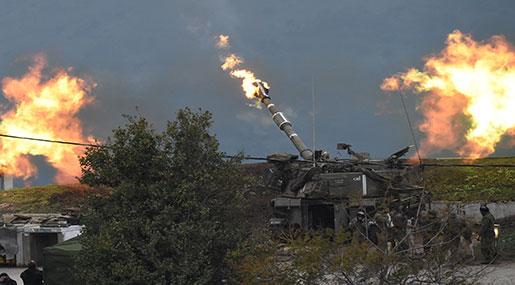 JP: Fires and Hizbullah!