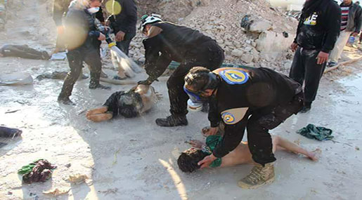 Syria Denies Any Role in Idlib 'Chemical' Attack