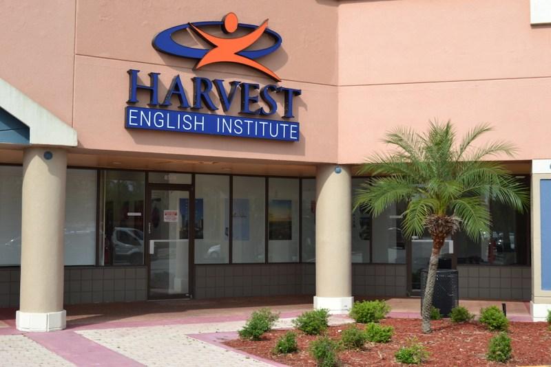Harvest Institute Pearson English