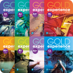 8 levels Gold Experience 2nd Edition