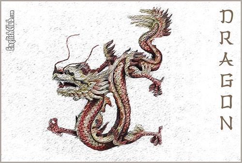 The Dragon - Chinese Zodiac Animal