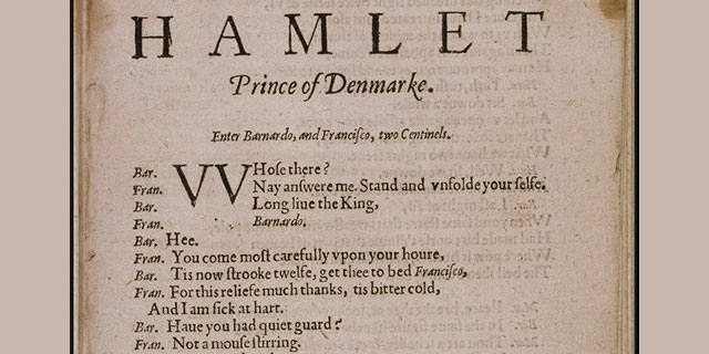 Example of Early Modern English