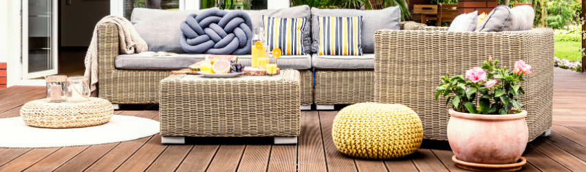 finding the perfect patio set