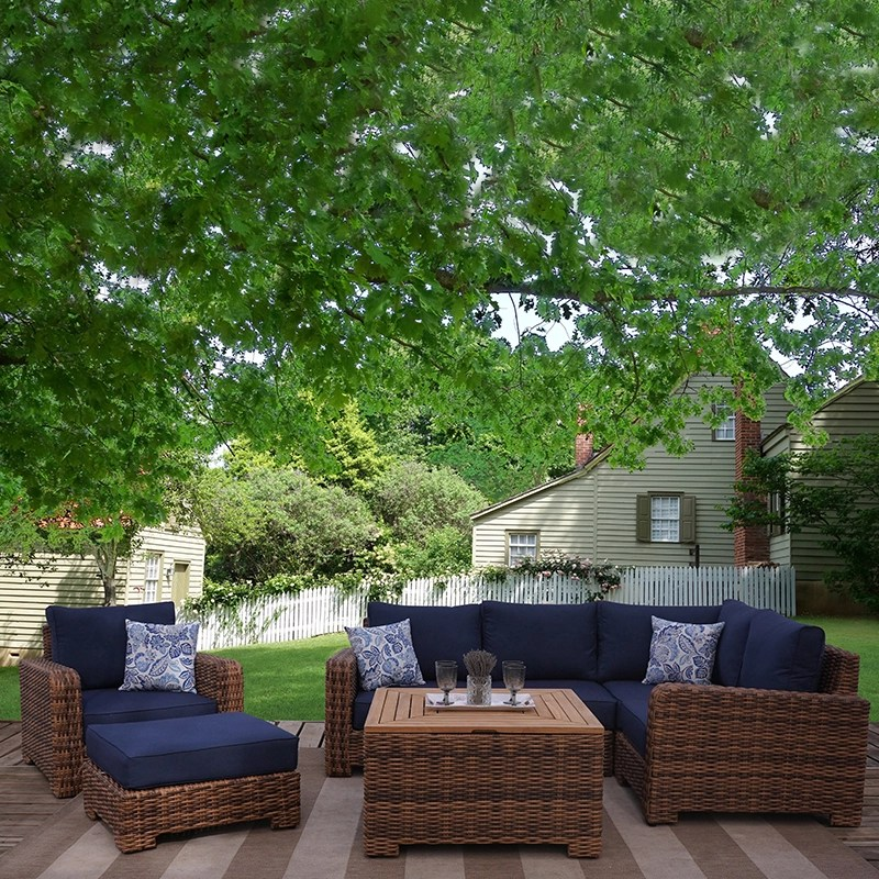 nico outdoor patio furniture lounge collection